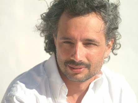 Eric Francis in Mykonos